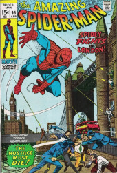 Amazing Spider-Man (The) Vol.1 (Marvel comics - 1963) -95- The Hostage Must Die!