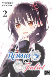 Romio VS Juliet -2- Tome 2