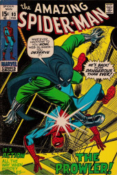 Amazing Spider-Man (The) (1963) -93- The Prowler!