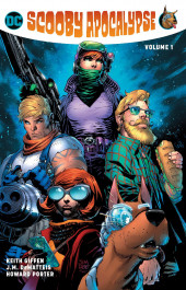 Scooby Apocalypse (2016) -INT01- Volume 1