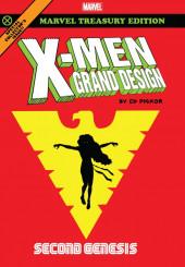 X-Men: Grand Design - Second Genesis (2018) -INT- X-Men: Grand Design - Second Genesis