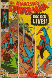 Amazing Spider-Man (The) (1963) -89- Doc Ock Lives!
