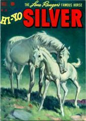 Four Color Comics (Dell - 1942) -369- Lone Ranger's Famous Horse Hi-Yo Silver