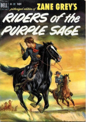 Four Color Comics (Dell - 1942) -372- Zane Grey's Riders of the Purple Sage