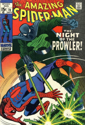 Amazing Spider-Man (The) (1963) -78- The Night of the Prowler!