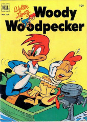 Four Color Comics (Dell - 1942) -374- Woody Woodpecker
