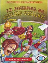 Jules Verne (Le Journal de) - Aventures extraordinaires -Rec3- Album 3 - l'île mystérieuse