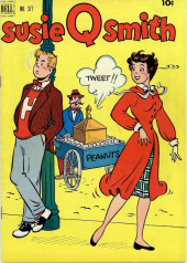 Four Color Comics (Dell - 1942) -377- Susie Q. Smith