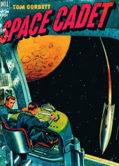 Four Color Comics (Dell - 1942) -378- Tom Corbett, Space Cadet
