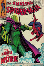 Amazing Spider-Man (The) (1963) -66- The Madness of Mysterio!