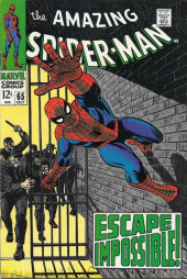 Amazing Spider-Man (The) (1963) -65- Escape Impossible!