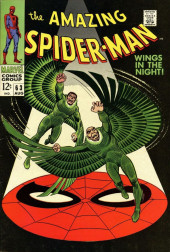 Amazing Spider-Man (The) (1963) -63- Wings in the Night!