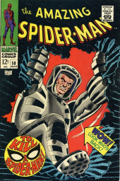 Amazing Spider-Man (The) (1963) -58- To Kill a Spider-Man!