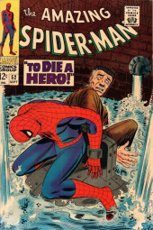 Amazing Spider-Man (The) (1963) -52- To Die A Hero!