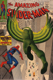 Amazing Spider-Man (The) (1963) -48- The Wings of the Vulture!