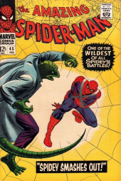 Amazing Spider-Man (The) (1963) -45- Spidey Smashes Out!