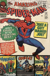 Amazing Spider-Man (The) (1963) -38- Just a Guy Named Joe!