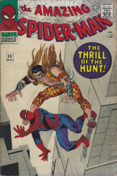 Amazing Spider-Man (The) (1963) -34- The Thrill of the Hunt!