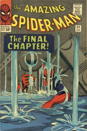 Amazing Spider-Man (The) (1963) -33- The Final Chapter!