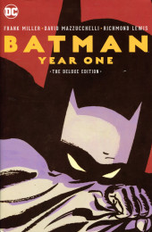 Batman Vol.1 (DC Comics - 1940) -INTb- Year One (Deluxe Edition)