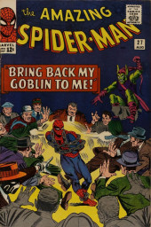 Amazing Spider-Man (The) (1963) -27- Bring Back My Goblin to Me!
