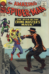 Amazing Spider-Man (The) (1963) -26- The Man in the Crime-Master's Mask!