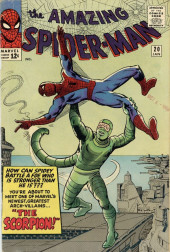 Amazing Spider-Man (The) (1963) -20- The Scorpion!