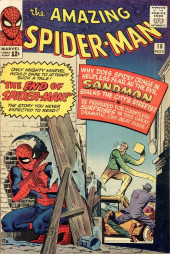Amazing Spider-Man (The) (1963) -18- The End of Spider-Man!