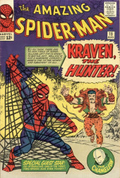 Amazing Spider-Man (The) (1963) -15- Kraven, the Hunter!