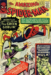 Amazing Spider-Man (The) (1963) -14- The Green Goblin!