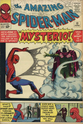 Amazing Spider-Man (The) (1963) -13- Mysterio!