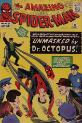 Amazing Spider-Man (The) (1963) -12- Unmasked by Doctor Octopus!