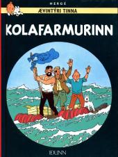 Tintin (en langues étrangères) -19Islandais- Kolafarmurinn