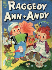 Four Color Comics (Dell - 1942) -380- Raggedy Ann and Andy