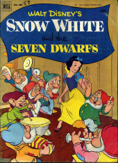Four Color Comics (Dell - 1942) -382- Walt Disney's Snow White and the Seven Dwarfs