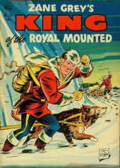 Four Color Comics (Dell - 1942) -384- Zane Grey's King of the Royal Mounted