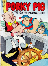 Four Color Comics (Dell - 1942) -385- Porky Pig: The Isle of Missing Ships
