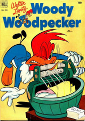 Four Color Comics (Dell - 1942) -390- Woody Woodpecker