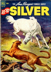 Four Color Comics (Dell - 1942) -392- The Lone Ranger's Famous Horse Hi-Yo Silver