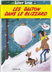 Lucky Luke -22f2016- Les Dalton dans le blizzard