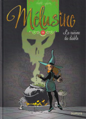 Mélusine -14a2016- La cuisine du diable