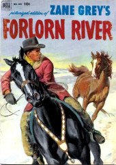 Four Color Comics (Dell - 1942) -395- Zane Grey's Forlorn River