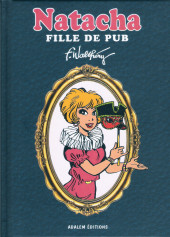 Couverture de Natacha -HS04- Fille de pub
