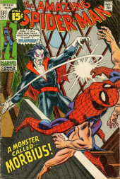 Amazing Spider-Man (The) (1963) -101- A Monster Called... Morbius!