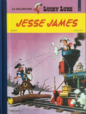 Lucky Luke - La collection (Hachette 2018) -835- Jesse James