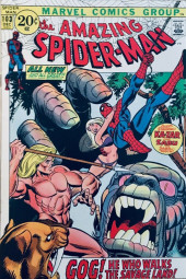 Amazing Spider-Man (The) (1963) -103- Gog! He Who Walks the Savage Land!