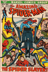 Amazing Spider-Man (The) (1963) -105- The Spider Slayer!