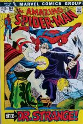 Amazing Spider-Man (The) (1963) -109- Enter... Dr. Strange!