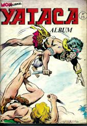 Yataca (Fils-du-Soleil) -Rec25- Album N°25 (du n°93 au n°96)