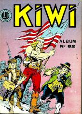 Kiwi -Rec082- Album N°82 (du n°348 au n°350)